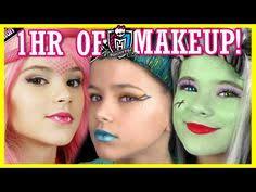 monster high makeup monster high dolls costume makeup tutorial costume makeup cosplay makeup monster mash makeup tutorials