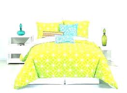 lime green duvet cover queen comforter trellis pillow sham set neon king lemon size covers heart