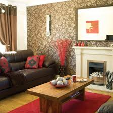 Brown And Red Living Room Ideas Unique Ideas