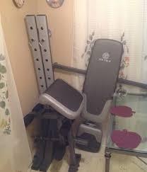 golds gym peion bination weight bench brand new in fort worth