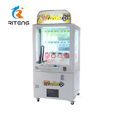 Key Master Vending Machine Game Custom China Prize Vending Game Golden Key Master Game Machine China