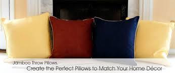 fireplace safety jamboo throw pillows