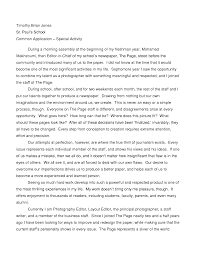 high school essay a hero by zipporah org college admission essay view larger high school