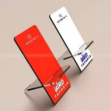 Lucite Display Stands Adorable Detachable Acrylic Mobile Phone Display StandsPlexiglass Smartphone