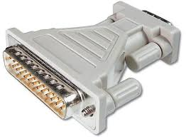 9 to 25 pin serial adapter pinout