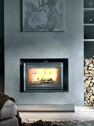 modern fireplace glass doors medium size of screen decorating gel recipe