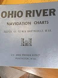 Ohio River Navigation Charts Foster Kentucky To Cairo