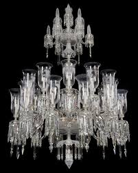 an exceptionaly large victorian engraved period crystal chandelier