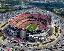 Fedex Field Landover Md Seating Chart Fedexfield Landover Md Redskins Stadium Redskins