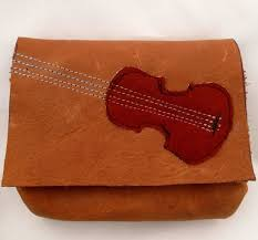 violin wallet back violin gifts valentines gifts for him gifts