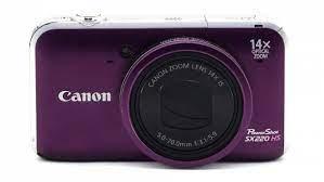 Canon Digital-Kamera Powershot SX220 HS mieten