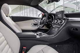 Its lavish cabin features premium materials over just about every surface the posh interior also includes supportive front seats. 2017 Mercedes Benz C Class Coupe 2015 Frankfurt Auto Show Preview