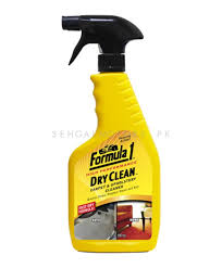 dry clean carpet upholstery cleaner