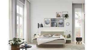 Interliving Schlafzimmer Serie 1009 Doppelbettgestell Mit Beleuchtung