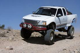 ford f 150 2000. 2000 ford f-150 prerunner - scary fast f 150