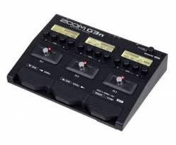 <b>Гитарный процессор</b> для электрогитары <b>Zoom G3n</b> купить в ...
