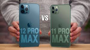 iPhone 12 Pro Max vs iPhone 11 Pro Max - YouTube