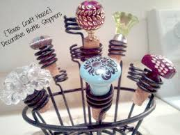How To Make Decorative Wine Bottle Stoppers Drawer Pulls as Decorative Bottle Stoppers Texas Craft House 35