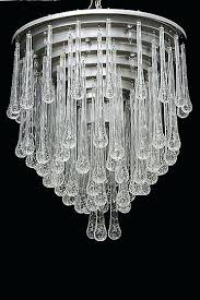 vintage murano glass chandelier vintage glass drops chandelier attributed to vintage murano glass chandelier uk vintage murano glass chandelier