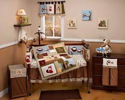 Enchanted Hollow Baby Crib Bedding Set by Ed Bauer
