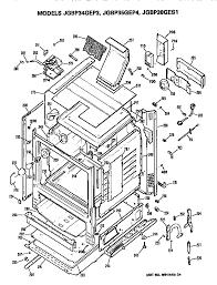 ge xl44 range wiring diagram ge automotive wiring diagrams description cabinet parts ge xl range wiring diagram