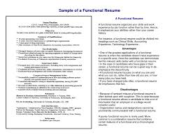 Resume What Is A Functional Resume Regularguyrant Best Resume. Functional  Resume Vs Chronological ...