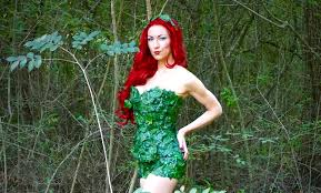 poison ivy diy costume cosplay tutorial