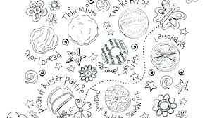 girl scout cookie coloring pages. Brilliant Pages Daisy Petal Coloring Pages Girl Scout  Cookie 2 Purple And Girl Scout Cookie Coloring Pages