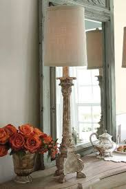 lamps buffet lamps pottery barn crystal floor lamp copy cat chic