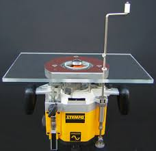 plunge router table. router raizer plunge table e