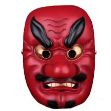 japanese for mask tengu mask japanese noh theatre masks for sale the best cosplay
