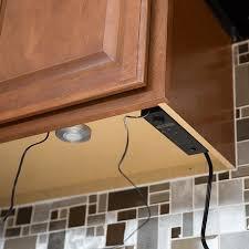 install under cabinet lighting powercontrol