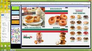 Restaurant Menus Layout Ce Labs Complete Digital Signage Solutions Restaurant