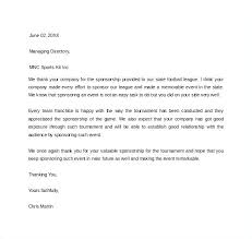 Proposal Letter For Sponsorship Sample For Event Event Sponsorship Examples Ethercard Co
