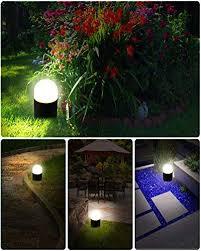 beezok outdoor landscape path lights