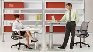 office desk standing. Perfect Standing Amazing Ups And Downs Of Standing Desks Title Online  Pertaining To Stand Up Office Desk Popular Intended G