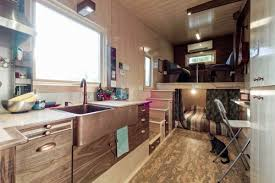 custom tiny house. Beautiful Tiny Inside TinyLab All Photos Courtesy Building Performance Workshop And Custom Tiny House