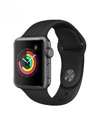 <b>Умные часы Apple</b> Watch Series 3 38 mm Space Gray купить в ...