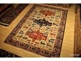 sold out sumak kilim rug southwestern style with animal motives rug