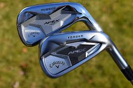 New For 19 Callaway Apex Apex Pro Irons Deliver Distance
