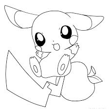 Small Picture Pokemon Coloring Pages Free Printable CartoonRockscom landrys