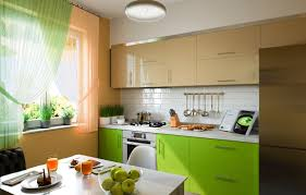 Asian Paints Colour Chart Interior Walls Dual Tones For A Well Coordinated Kitchen