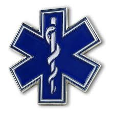 ems star of life pin 20 off
