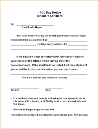 Notice To Vacate Property Template Template Notice To Vacate Landlord Template Day Move Out Days 16