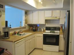 ... Large Size Marvellous Small L Shaped Kitchen Design With Island Photo  Ideas ...