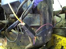 john deere 316 w onan p218g engine mytractorforum com the click image for larger version group of wires navy wire is jpg
