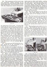model t ford forum overturning model t model t technical stuff model t ford forum pouring babbit