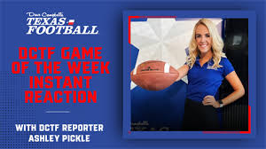 Articles by Ashley Pickle   Dave Campbell's Texas Football