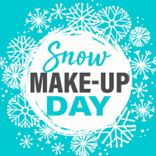 image result for snow day makeup