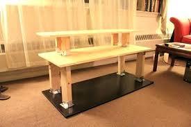 office desk plan. Office Desk Plans Standing Plan Home Custom .